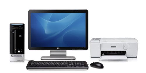 HP Pavilion Slimline s3714uk-p - with all-in-one Printer