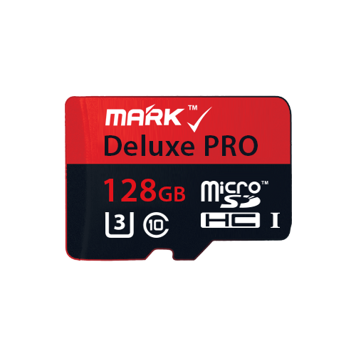 Mark Deluxe Pro 128GB SD Card