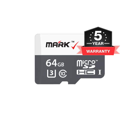 Mark Action Flash 64GB SD Card