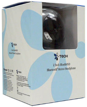 itech -arrow 1 bluetooth headset