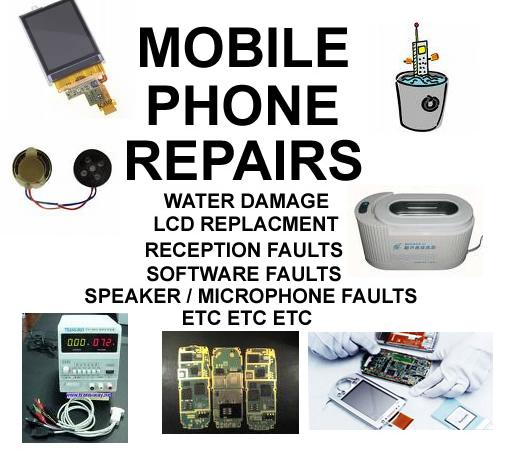 Learn how to repair mobile phones